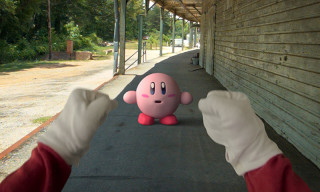 First Person Super Smash Bros. Live-Action Video Puts You Inside the Game