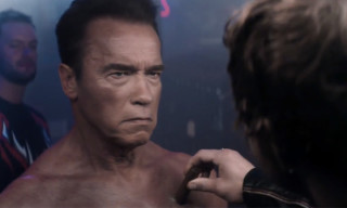 Arnold Schwarzenegger Reprises Terminator Role in WWE 2K16 Video Game