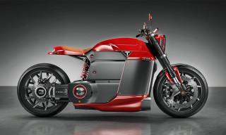 Here's What a Tesla Motorcycle Might Look Like