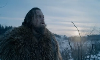 The First Official Trailer of 'The Revenant' Shows Leonardo DiCaprio Fighting Bears