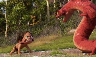 Watch the First Full Trailer for Disney-Pixar's 'The Good Dinosaur'