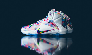 The New Nike LeBron XII EXT Is a Shout out to Fruity Pebbles Cereal