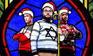 Seth Rogen, Joseph Gordon-Levitt and Anthony Mackie Enjoy Christmas Eve Debauchery in 'The Night Before'