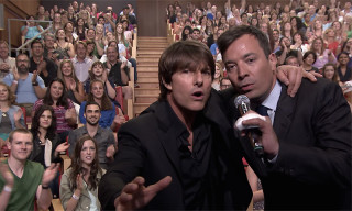 Watch Tom Cruise Face Off Against Jimmy Fallon in a Lip-Sync Battle