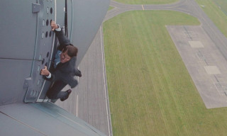 A Breakdown of Tom Cruise's Crazy 'Mission: Impossible' Stunts