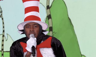 Watch Tyler, The Creator Rap Dr. Seuss's New Book