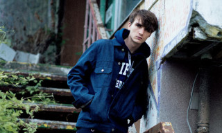 uniform experiment's Fall/Winter 2015 Lookbook Oozes Casual Appeal