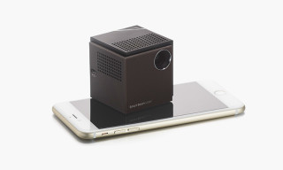 UO Smart Beam Is the World's Smallest HD Laser Projector