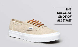 Why the Vans Authentic is the Best Shoe Ever