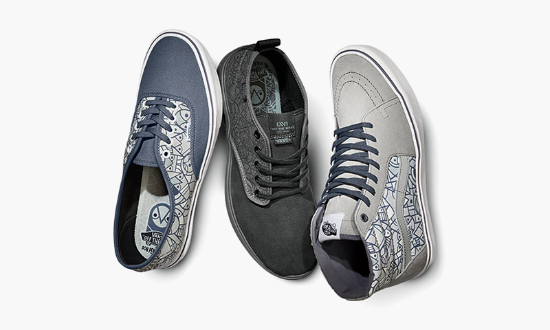 64df87b301 70%OFF Vans Classic Lites Reimagined by Graphic Artist Don Pendleton  Highsnobiety