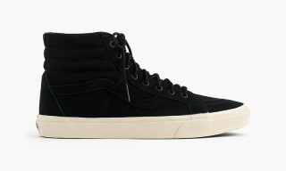 Vans and J.Crew Link for Two Tonal Takes on the Sk8-Hi