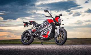 Victory Motorcycles Introduces Its First All-Electric Motorcycle