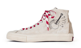 "visvim Doodles All Over the ""Sketch"" Skagway"