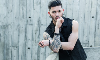 Vitaly Offers up Contemporary Masculine Jewelry for Summer 2015