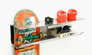Wall Ride by Zanocchi & Starke Allows You to Proudly Display Your Skateboard