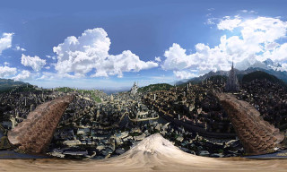 Soar Through the Skies of Azeroth in This 360-Degree Warcraft Video