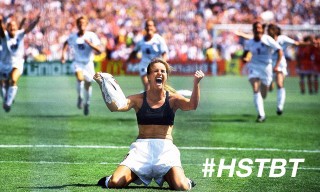 #HSTBT | The Photograph That Changed Women's Soccer Forever