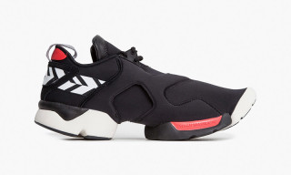 "Y-3 Drops the Kohna in ""Black/Royal Red"" for Fall/Winter 2015"