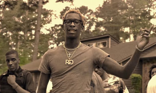 "Trip Out to Young Thug's Video for ""With That"""