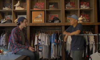 Jacob Ferrato of JBF Customs and Jeff Staple Discuss Their Footwear Obsession