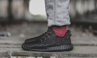"7 Influential Instagrammers Who Already Own the adidas Yeezy Boost 350 ""Black"""
