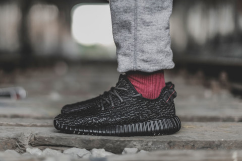 edf5fdcc ... best 7 influential instagrammers who already own the adidas yeezy boost  350 black b86b5 b91f6