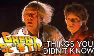 9 Things You Probably Didn't Know About 'Back to the Future'