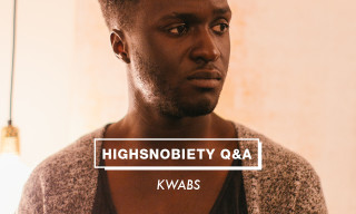 A Chat With UK Singer Kwabs About His Long-Awaited Debut Album