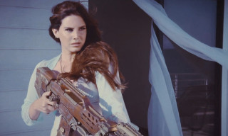 "Lana Del Rey Blows up Paparazzi in the Video for ""High By the Beach"""