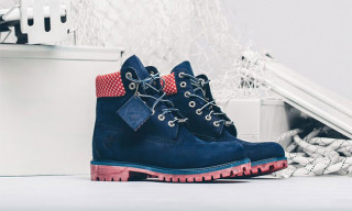 VILLA and Timberland Get Patriotic on the 6-Inch Boot