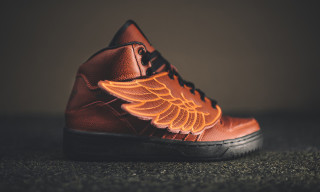 "adidas Originals & Jeremy Scott Drop Wings ""B-Ball"" Edition"