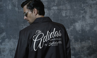 adidas Originals by NEIGHBORHOOD Channels Biker Style for Fall/Winter 2015