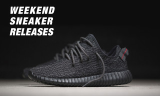 The 4 Best Sneakers Releasing This Weekend