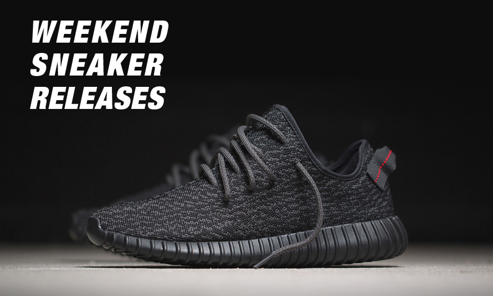 More Photos Of The adidas Yeezy 350 Boost Black! • KicksOnFire