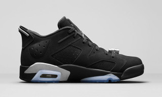 "The Air Jordan 6 Low ""Chrome"" Is Official"