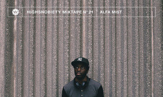 Cruise Through Neo-Soul, Hip-Hop & Jazz in Alfa Mist's Exclusive Mixtape
