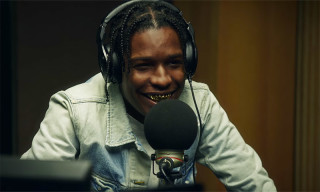 A$AP Rocky Talks Album, Inspiration & More on Beats 1 Radio With Zane Lowe