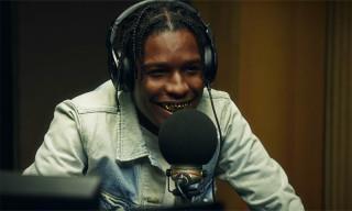 A$AP Rocky Talks Album, Inspiration & More on Beats 1 Radio With Zane Lowe