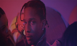 "A$AP Rocky Keeps Things Trippy in the Video for ""Jukebox Joints"""
