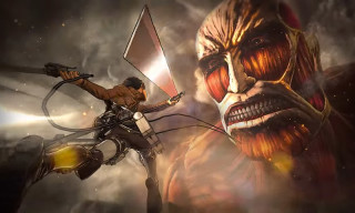 Here's the Teaser Trailer for the 'Attack on Titan' Video Game