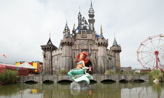 In a Rare Interview, Banksy Opens up About Dismaland & Contemporary Art