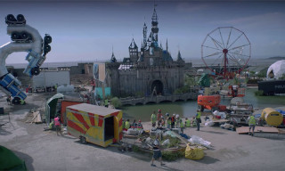 Banksy Releases the Official Trailer for His Dismaland Bemusement Park