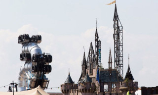 "Banksy Trolls Disney With ""Dismaland"" Theme Park Rumored to Open This Weekend"