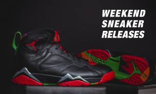 The 5 Best Sneakers Releasing This Weekend