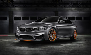 BMW's M Division Outdoes Itself With the M4 Coupe Concept