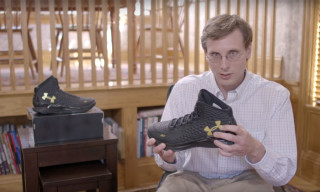 "Brad Hall Rocks the Under Armour ""Curry One"" on Date Night"