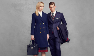 Brooks Brothers to Discontinue Thom Browne's Black Fleece Line