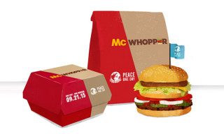 """Burger King Proposes a McDonald's Collab With """"The McWhopper"""""""