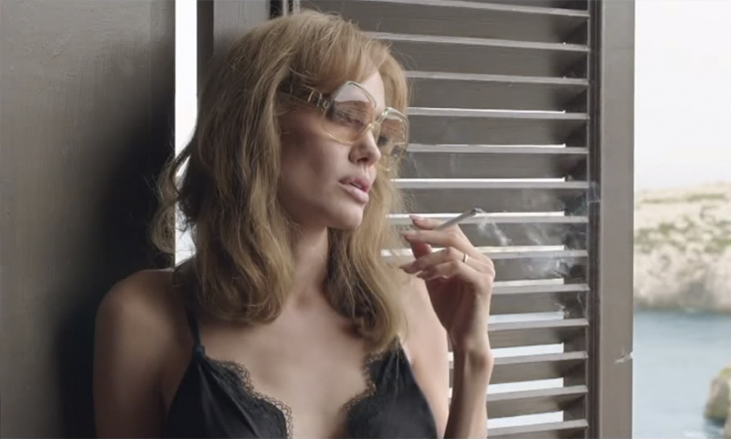 Watch the 'By the Sea' Teaser Trailer Starring Brad Pitt & Angelina Jolie