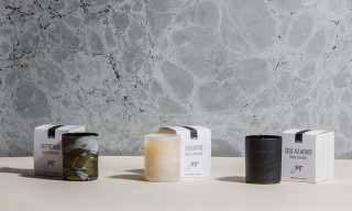 Calico Wallpaper and Joya Join Forces to Release Handmade Scented Candles